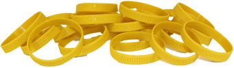3PointCommitment Wrist Bands